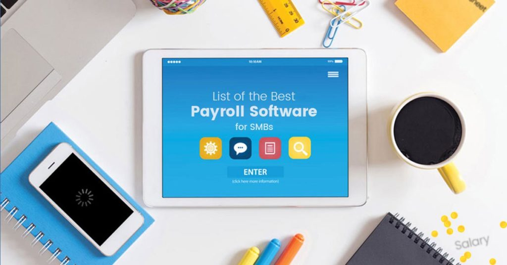 Why is it important to use payroll software in an organization?
